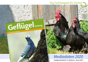 Titel Gefluegelzeitung Mediadaten 2020
